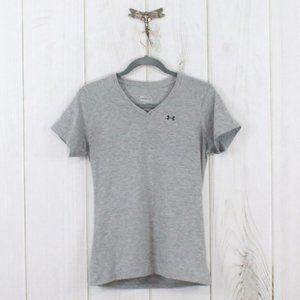 UNDER ARMOUR Tech Heat Gear Loose Fit Shirt Size S